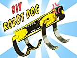 Robot Dog Vs. Obstacle Course DIY