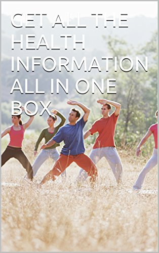 GET ALL THE HEALTH INFORMATION ALL IN ONE BOX