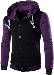 black and purple jacket