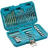 Makita MAKP90227 - Set di 50 accessori per trapano