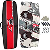 F2 Crossover Kiteboard HOPPE AIR 138 x 41