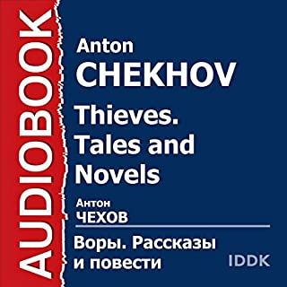 Couverture de Thieves Tales. and Novels [Russian Edition]