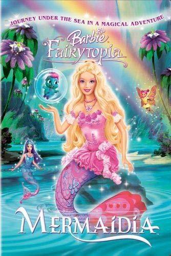 Barbie Un Voyage Magique Dans Le Monde De Mermaidia [Edizione: Francia] [DVD]