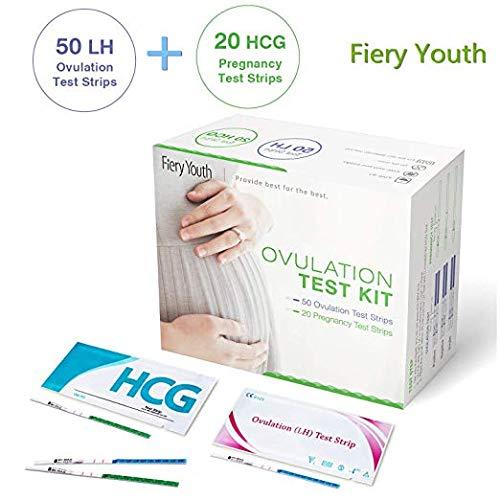 ChoiceMMed un paso de orina tiras de prueba de embarazo, HCG prueba,...