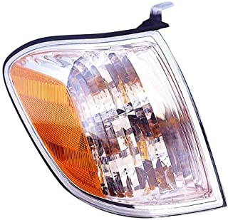 Depo 333-1528R-UF Jeep Compass Passenger Side Replacement Parking//Signal Light Unit NSF Certified