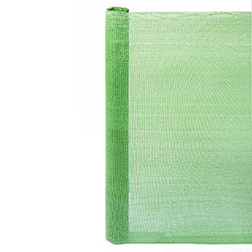 Catral 53010044 - Malla Sombreo ocultación, Verde, 2 x 50 m
