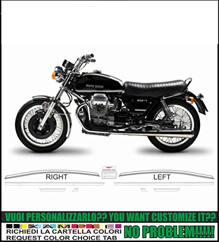 Moto Guzzi 850 T 1974