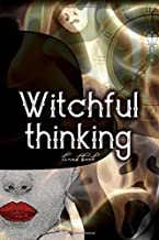 Witchful thinking Lined Journal: Wide ruled notebook with a modern spooky decor inspired cover