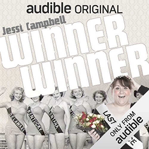 Winner Winner audiobook cover art