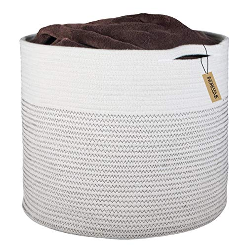 Extra large storage baskets for all your knick-knacks