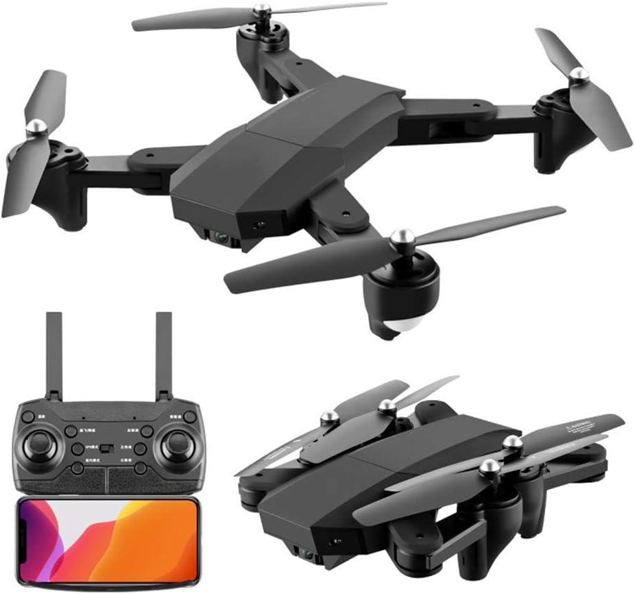 Drone plegable DRONE 4K HD Disparo, retorno de punto fijo, transmisión de imagen de 5G en tiempo real, seguimiento inteligente, ángulo ultra ancho de 120 °, flujo óptico. Cámara aérea de cuatro ejes.