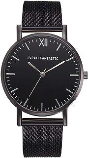 Wristband Women's Wrist Watches Ladies Series Girls Watch Female for Women Women's Watch Simple Large dial Fashion Watch,C...