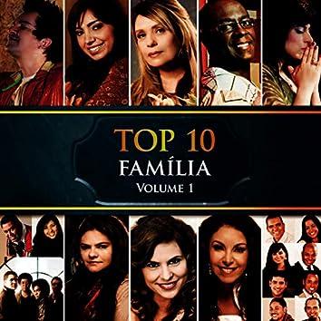 Top 10 Família Vol. 1