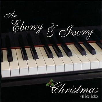 An Ebony & Ivory Christmas