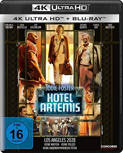 Hotel Artemis  (4K Ultra HD) (+ Blu-ray 2D)
