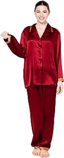 بيجامة حريرية، 22 من ElleSilk للنساء من الحرير عالي الجودة