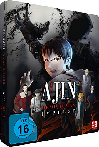 bester der welt Ajin: Demi-Human: Impulsfilm-Trilogie Teil 1 (Steelcase) -Special Limited Edition [Blu-ray] 2021