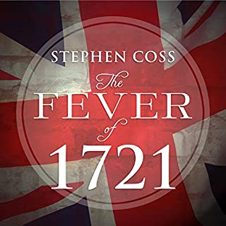 The Fever of 1721 audiobook cover art