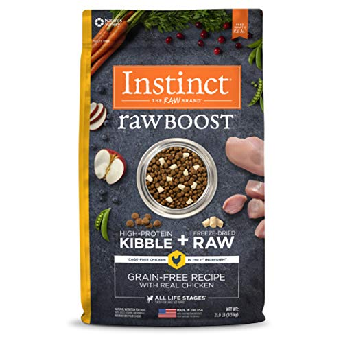 Instinct Raw Boost Grain Free Recipe with Real...