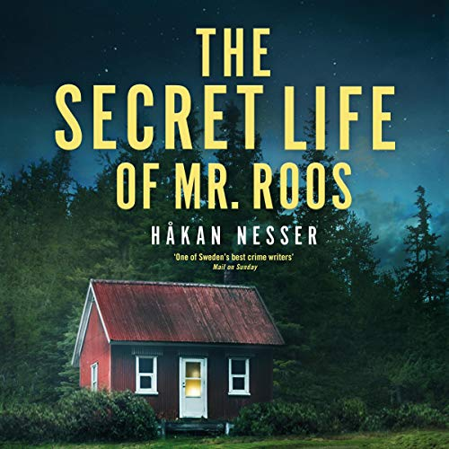 The Secret Life of Mr Roos cover art