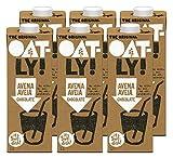 Oatly Oatly Avena Chocolate 1L - Pack 6 Unidades 1000 ml