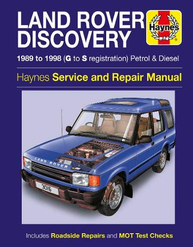 Land Rover Discovery Petrol And Diesel