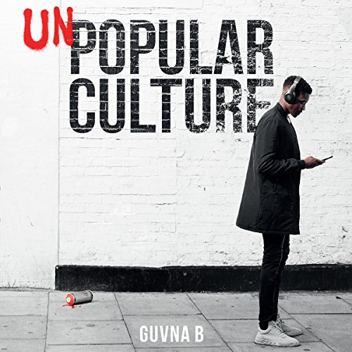 Unpopular Culture audiobook cover art