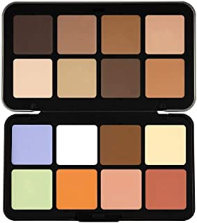Forever52 16 Color Camouflage HD Palette CHP001 Multicolors