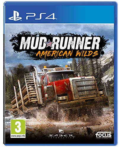 Spintires: MudRunner - American Wilds Edition (PS4)