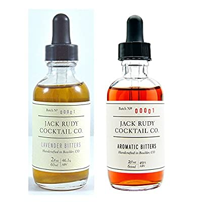 Jack Rudy Cocktail Co. Cocktail Bitters