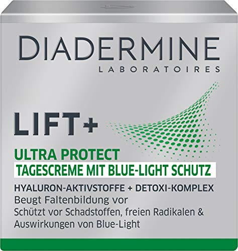 DIADERMINE LIFT+ Tagespflege ULTRA PROTECT Tagescreme mit Blue-Light Schutz, 1er Pack (1 x 50 ml)