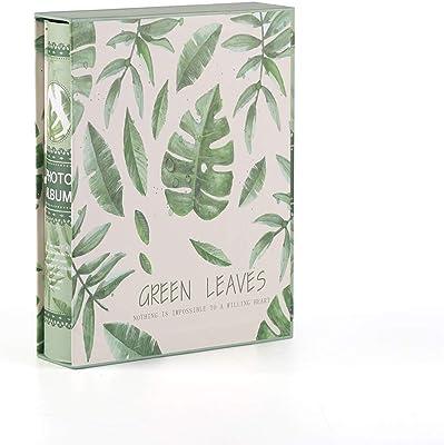 Tropical Leaves Travel Designer Photo Album