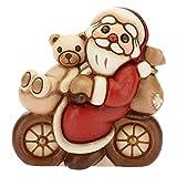 THUN ® - Papá Noel en bicicleta.