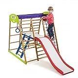Kindersport Ecke Karamelcek-Plus-2', Ringe, Kletterstange , Kinderrutsche , Kletternetz ,...