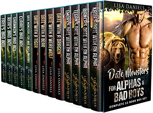 Date Monsters for Alphas & Bad …