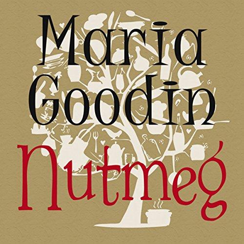 Nutmeg audiobook cover art