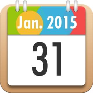 Easy Schedule - quick calendar