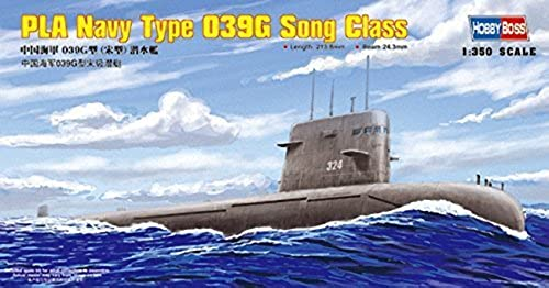 online al mejor precio Hobby Hobby Hobby Boss 83502 Model Submarine PLA Navy Type 039 Song class SSG by Hobbyboss  solo cómpralo