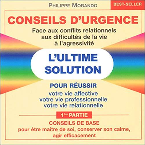 Diseño de la portada del título Conseils de base
