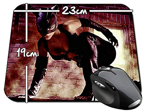 Halle Berry Catwoman Alfombrilla Mousepad PC