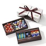 リンツ (Lindt) チョコレートお中元ギフトピック&ミックスギフトコレクションプレミアムAショッピングバッグL2付