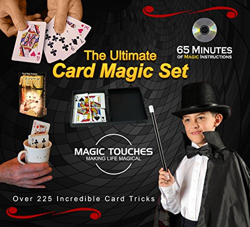 Magic Touches Making Life Magical The Ultimate Card Magic Set