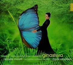アルベルト・ヒナステラ(1916-83/アルゼンチン);「エスタンシア(農場)」Op.8 (Ginastera: Estancia, Op. 8; Harp Concerto, Op. 25; Panambi)