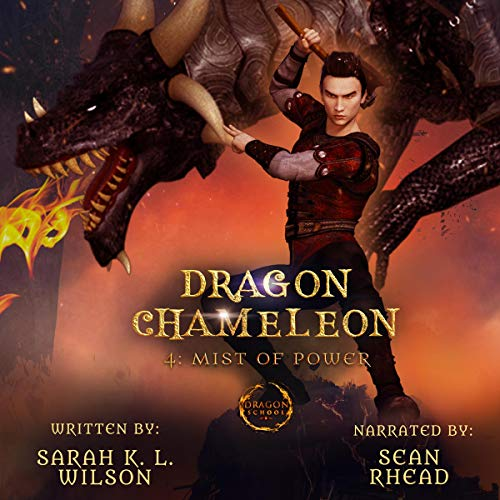 Dragon Chameleon: Mist of Power Titelbild