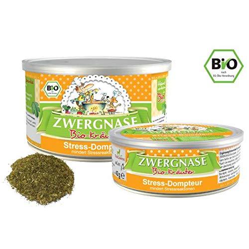 zwergnase Bio-Kräuter Stress-Dompteur, 1er Pack (1 x 42 g)
