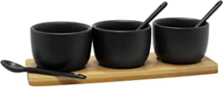 Cabilock Dipschalen Edelstahl Kleine Servierschalen Snackschale 2pcs Dessertschale Gew/ürzschale Saucen Sojasauce Ketchup Veginer Gew/ürz Dessert Sch/älchen Dipsch/älchen Bunt