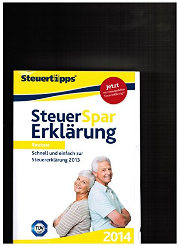Steuertipps Steuerersparerklärung für Rentner Steuererklärung 2014