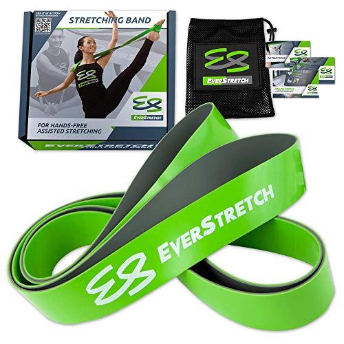 Ballett-Stretch-Band von EverStretch: Premium-Stretch-Ausrüstung für Tänzer, Ballerinas, Cheer, Gymnastik, Pilates und Yoga. Tanzdehner für überlegene freihändige Flexibilität Training