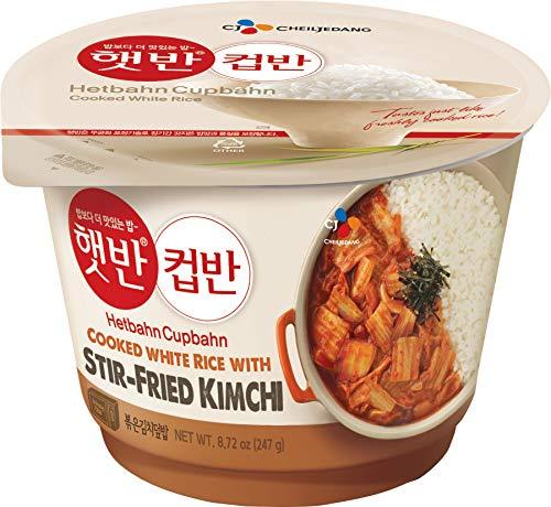 C J Minuten-Reis Kimchi, 247 g