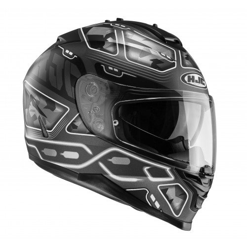 HJC Casco Moto IS17 URUK MC5SF M